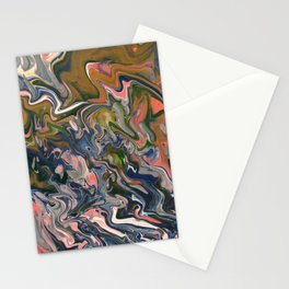 Pearlescent Seafoam Stationery Cards