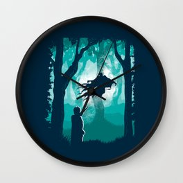 Return Of The Soulless Wall Clock