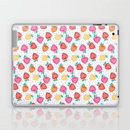 Strawberry fields Laptop & iPad Skin