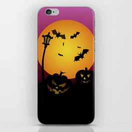 Spooky Halloween 6 iPhone Skin