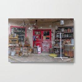 Antique Store Metal Print