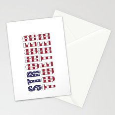 Stronger Together, Campaign Slogan Stationery Cards
