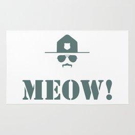 original meow! Rug