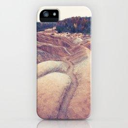 Crumble iPhone Case