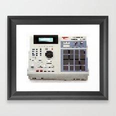 mpixels Framed Art Print