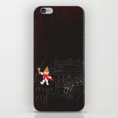 Who Ya Gonna Call? iPhone & iPod Skin