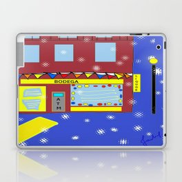 NYC nightlife Laptop & iPad Skin
