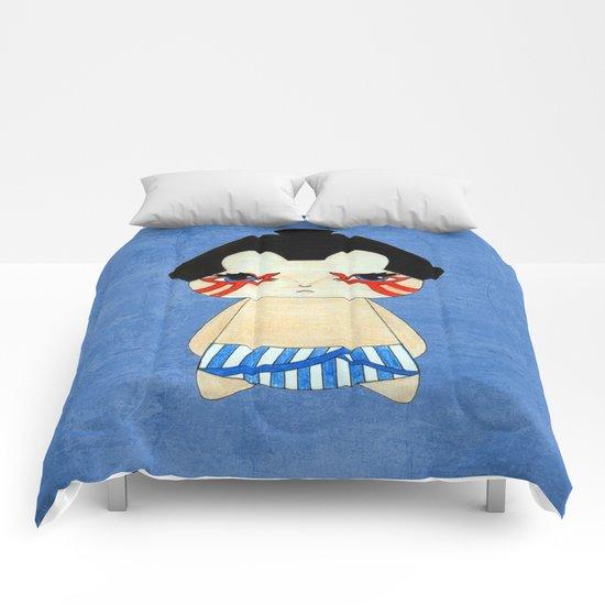 A Boy - E. Honda Comforters