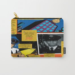 Bird of Steel Comix – 7 of 8 (Society 6 POP-ART COLLECTION SERIES) Carry-All Pouch