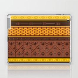 Waxing Poetic Laptop & iPad Skin