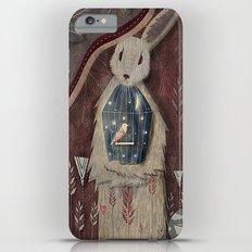Chaising rabbit iPhone 6 Plus Slim Case