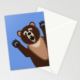 Big Bad Bear Stationery Cards