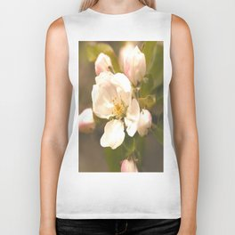 Apple Blossoms #decor #society6 Biker Tank