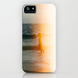 What Are You Running From iPhone Case