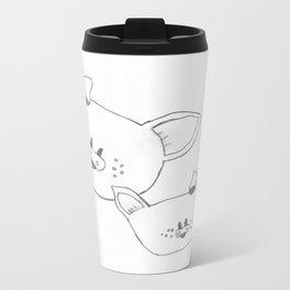 Piggies Travel Mug
