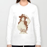 boho Long Sleeve T-shirts featuring Boho Chic	 by JeraRS