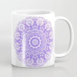 Mandala 12 / 2 eden spirit purple lilac white Coffee Mug