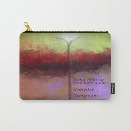 A Light Carry-All Pouch