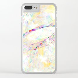 Precious Clear iPhone Case