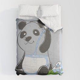 Panda in my FILLings Comforters