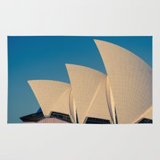 Sydney Opera House V Rug