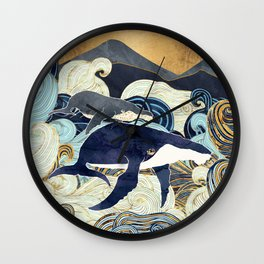 Bond IV Wall Clock