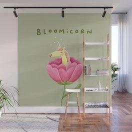 Bloomicorn Wall Mural