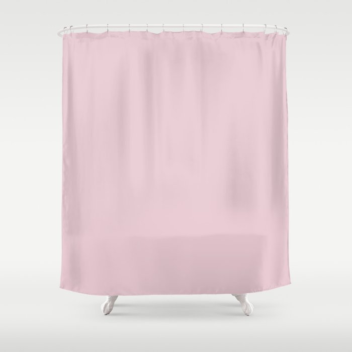 Dusty Rose Shower Curtain By Divine292006