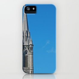 St Colman's Cathedral, Cobh iPhone Case