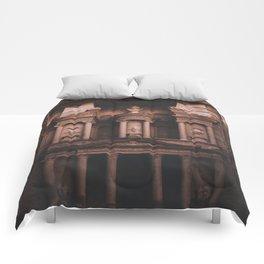 Al-Khazneh, Petra Comforters
