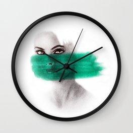 DIF - CP Wall Clock
