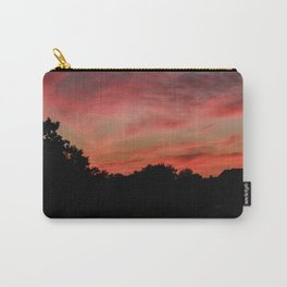 Sunset to end the day Carry-All Pouch