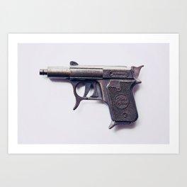 Crime Fighter #3 Art Print
