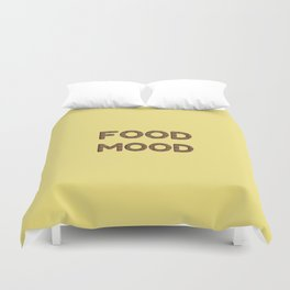 The Food Lover III Duvet Cover