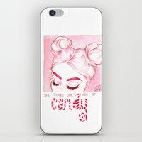 candy iPhone & iPod Skins featuring Candy  by Laia™