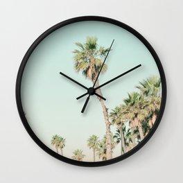 So Cali Wall Clock