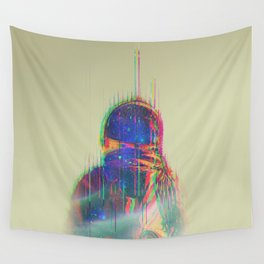 The Space Beyond - Astronaut Wall Tapestry