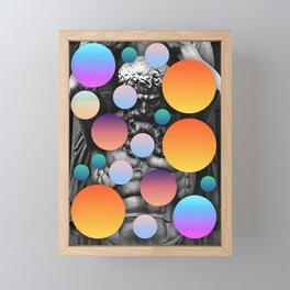 Fee Fi Fo Fum  Framed Mini Art Print