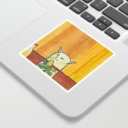 cat (2019) Sticker