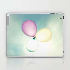 Balloons in the Sun Laptop & iPad Skin