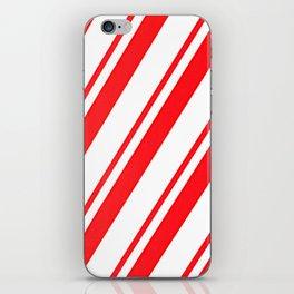 Candy Stripes iPhone Skin