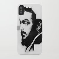 kubrick iPhone & iPod Cases featuring STANLEY KUBRICK by A. Dee