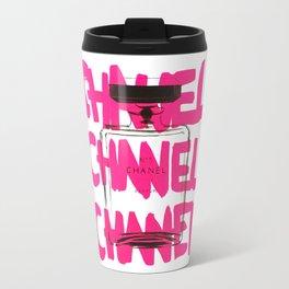 Channel Parfum Travel Mug