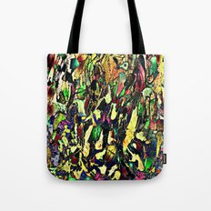 Paint the wall collection 15 Tote Bag