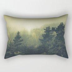 Forests never sleep Rectangular Pillow