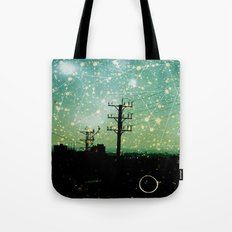 Constellations (2) Tote Bag