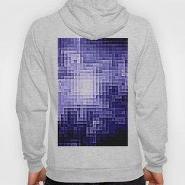 Nebula Pixels Periwinkle Lavender Hoody