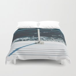 Catamaran Duvet Cover
