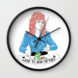 Peggy Bundy Wall Clock