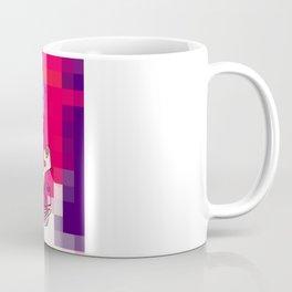 Red White Commotion Coffee Mug